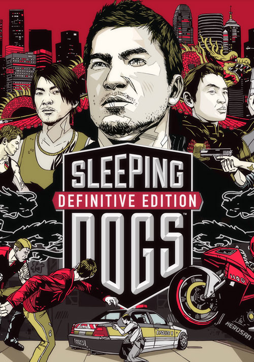 Sleeping Dogs Definitive Edition (2014) BlackBox repack
