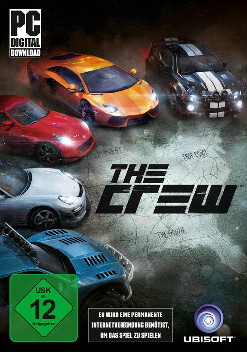 Buy The Crew 1 PC Game Digital Download Price Comparison