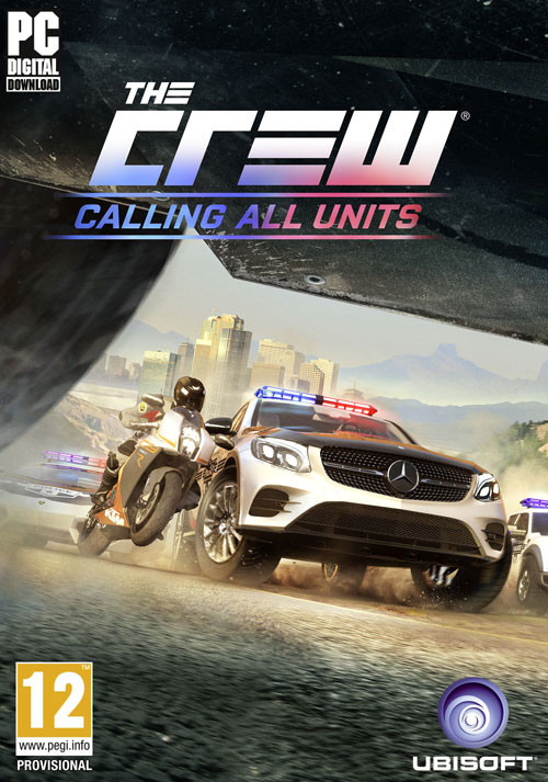 Buy The Crew 1 Calling All Units DLC PC Game Digital Download Price Comparison