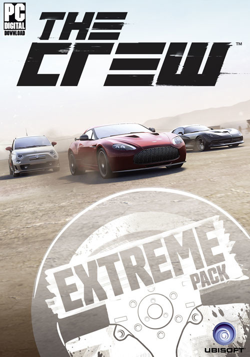Buy The Crew 1 Extreme Pack DLC PC Game Digital Download Price Comparison