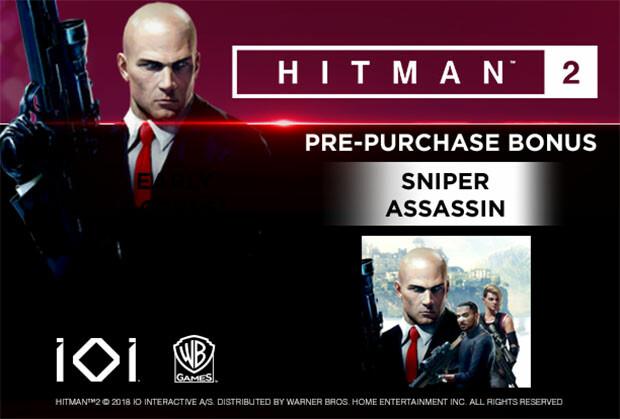 Hitman 2 Everything You Need To Know News Gamesplanet Com