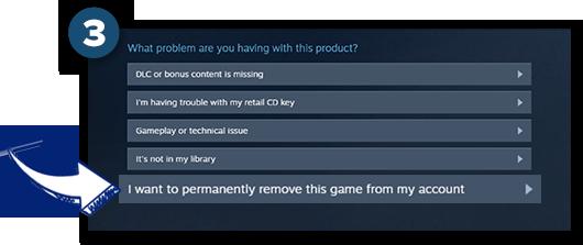 Select remove
